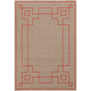 Fergus Outdoor Safe Area Rug in 7 Colors & 13 Sizes