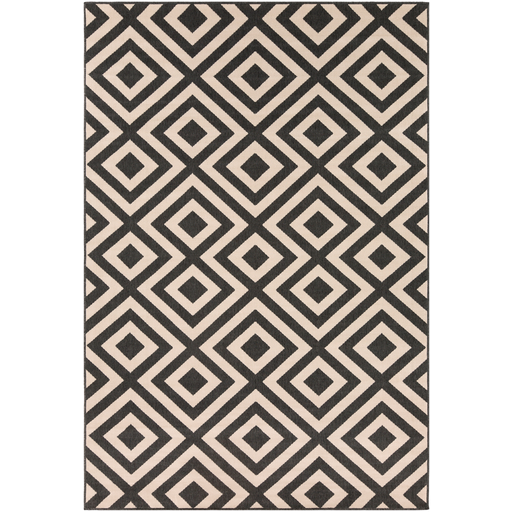 Fannie Outdoor Safe Area Rug in 2 Colors & 13 Sizes