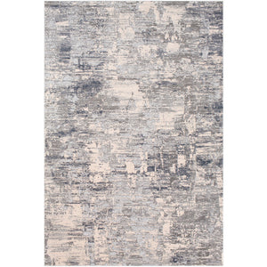 Piper Grey Area Rug in 6 Sizes