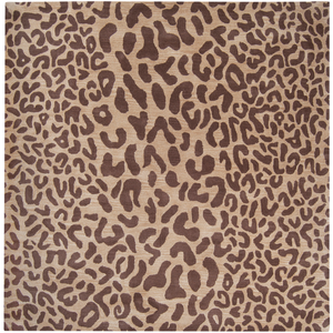 Hannah Square Area Rug in 4 Colors & 4 Sizes