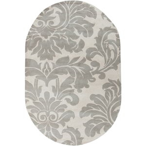Thia Oval Area Rug in 2 Colors & 2 Sizes