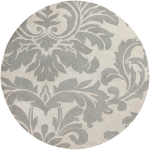 Thia Round Area Rug in 2 Colors & 4 Sizes