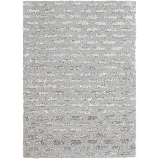 Atlanta Grey Area Rug in 6 Sizes