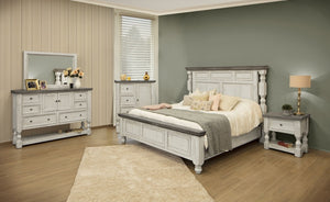 Stanley Dual Tone Bedroom Collection