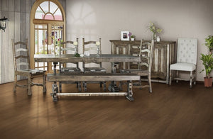 Mark Dual Tone Solid Wood Dining Room Collection