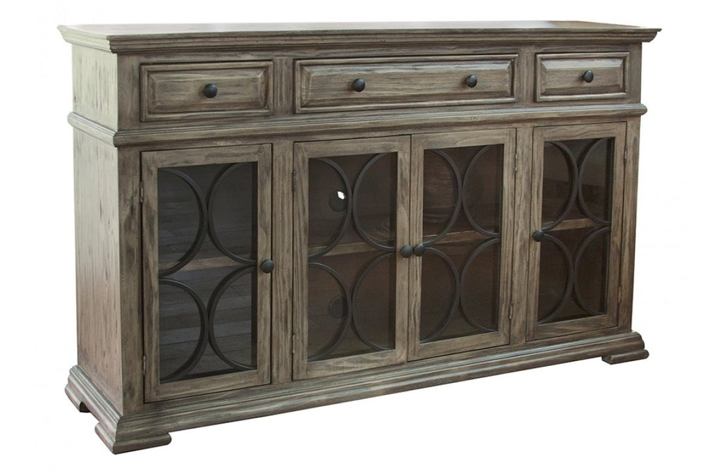 Bonita Solid Wood Console
