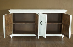 Casper Rustic Console in 4 Color Options