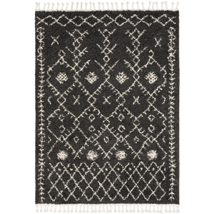 Phoebe Shag Area Rug in 2 Colors & 6 Sizes