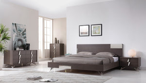 Nico Modern Platform Bedroom Collection