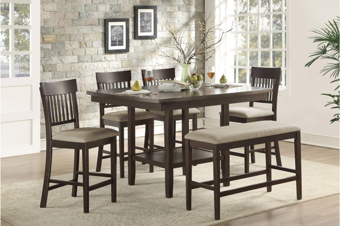 Blair Counter Height Dining Collection with Optional Bench