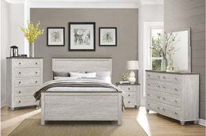 Nash Rustic Dual Tone Bedroom Collection