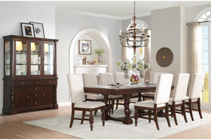 Yale Dining Room Collection with Trestle Base Table