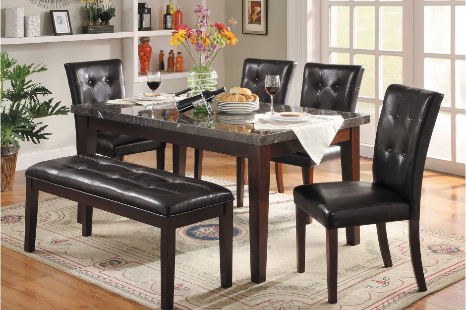 Declan Dining Room Collection with Optional Bench
