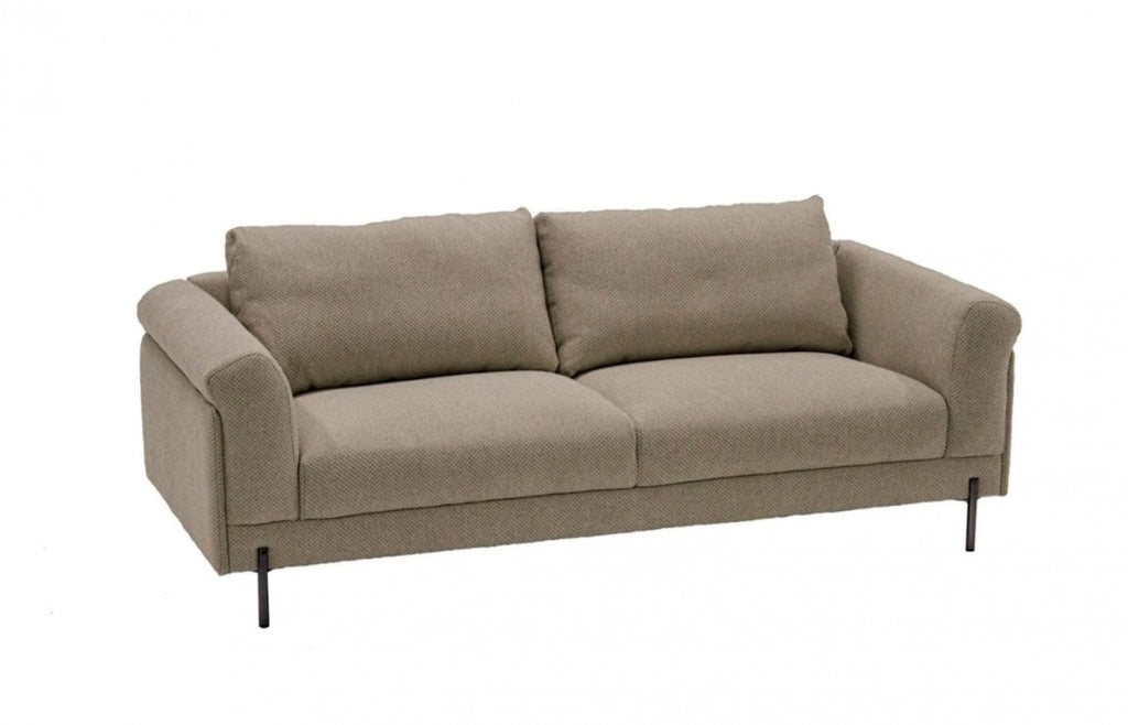 Halo Modern Beige Fabric Sofa