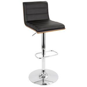 Sarafina Adjustable Barstool in 3 Color Options