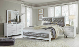 Kenzie Transitional Bedroom Collection