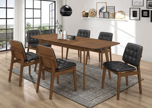 Brigette Walnut Dining Room Collection