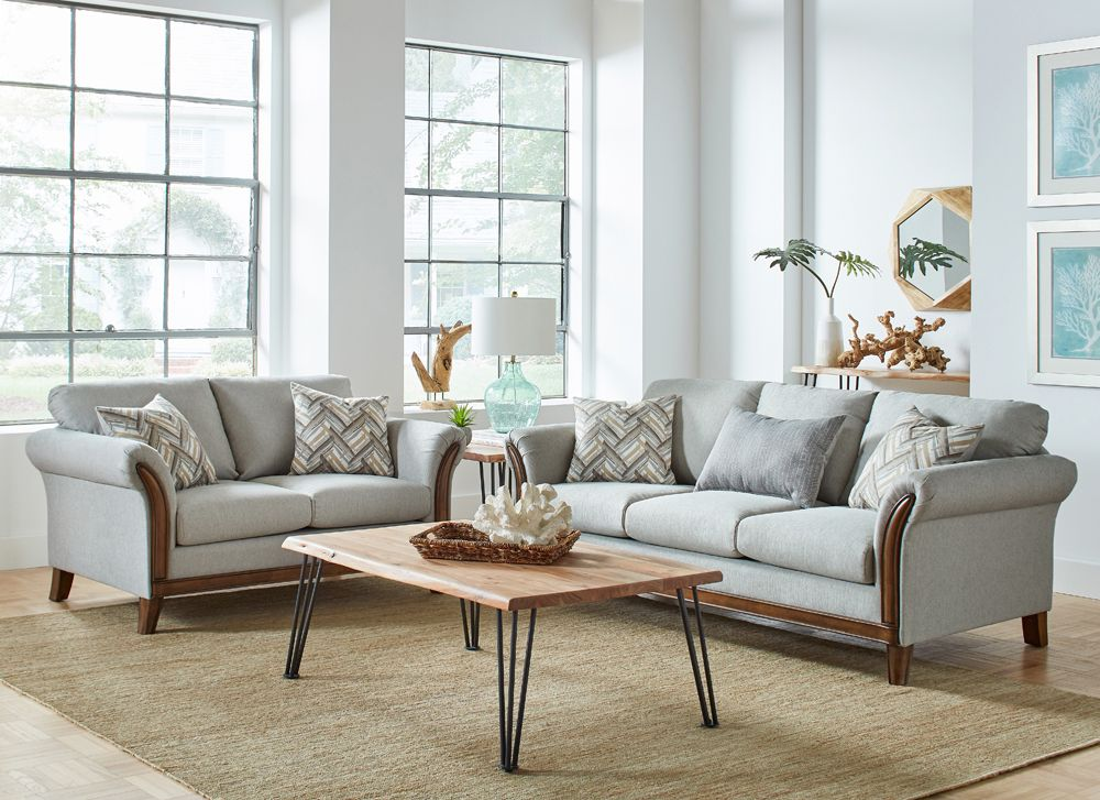 Roseanne Fabric Living Room Collection