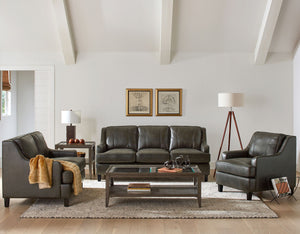 Atkins Grey Living Room Collection