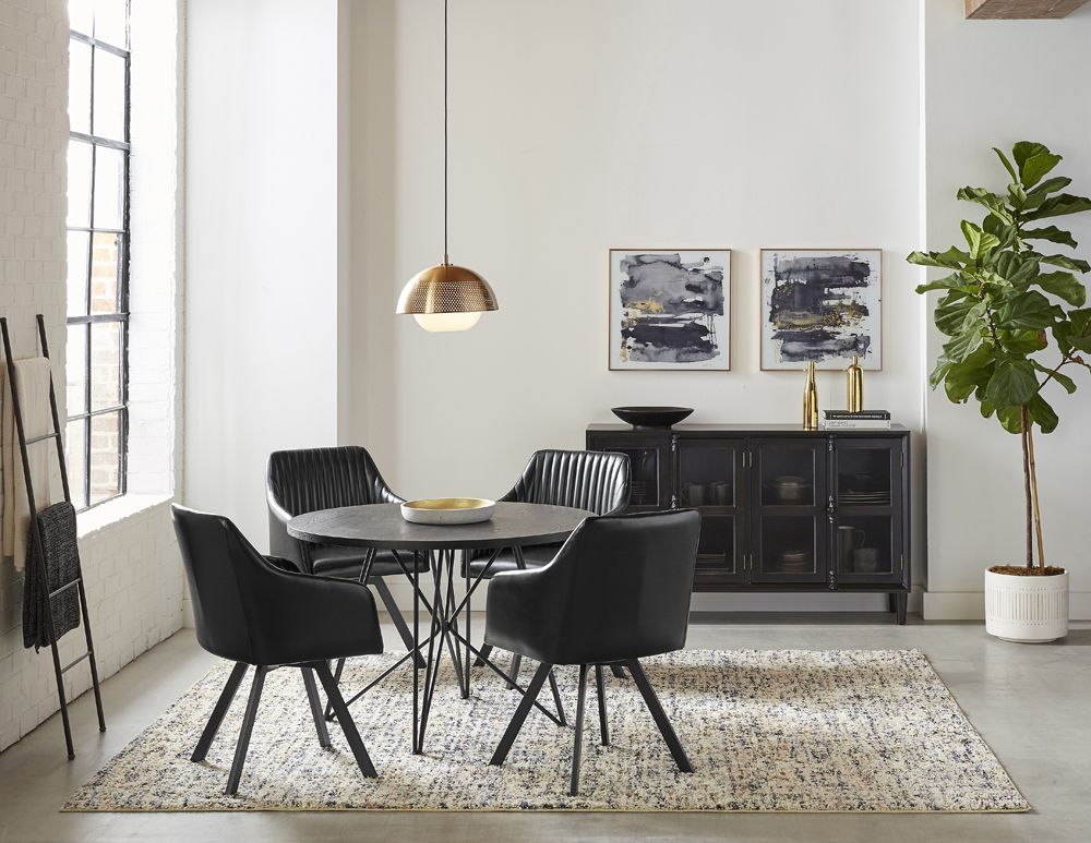 Reid Industrial Dining Room Collection