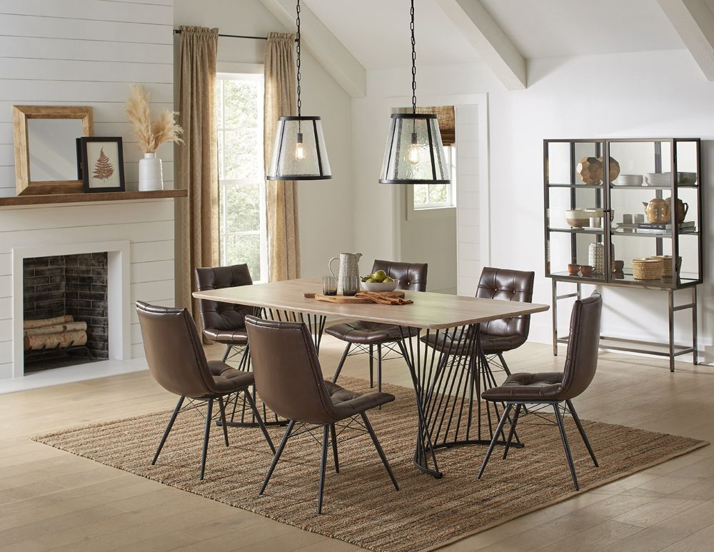 Atlas Industrial Dining Room Collection