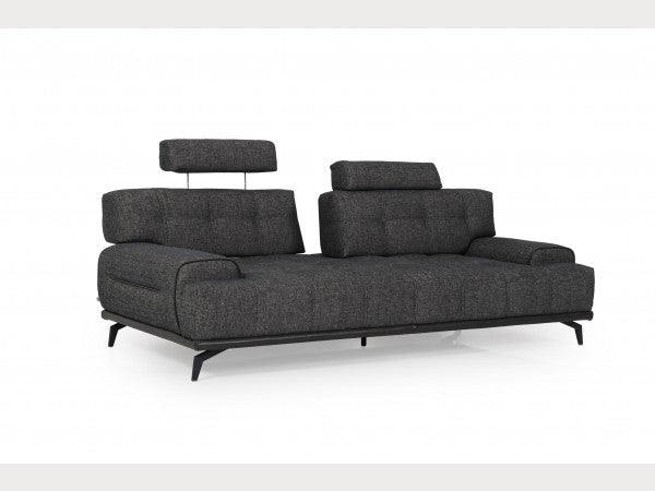 Simone Sofa with Adjustable Backs