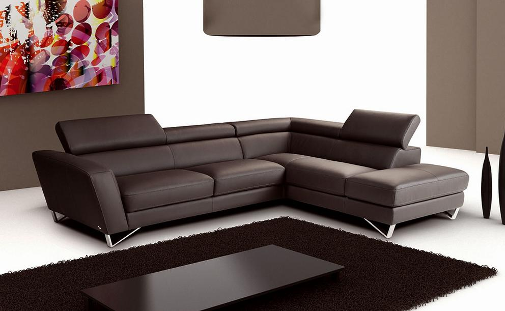 Pleasing Sparta Italian Leather Sectional By Nicoletti In 3 Color Options Ncnpc Chair Design For Home Ncnpcorg