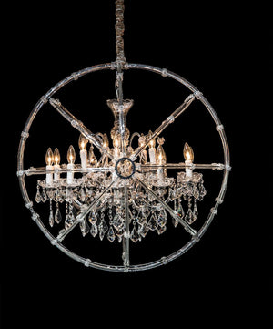 Pena Chandelier in 2 Sizes