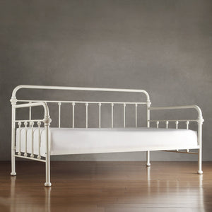 Irene Metal Day Bed in 3 Color Options
