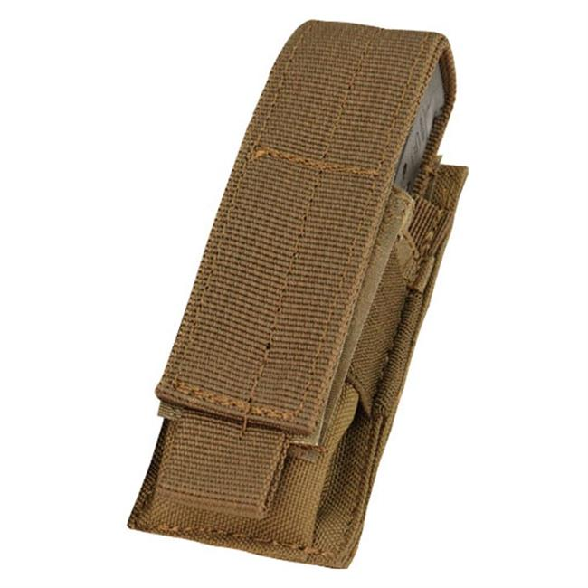 Condor Single Pistol Mag Pouch - Red Diamond Uniform & Police Supply