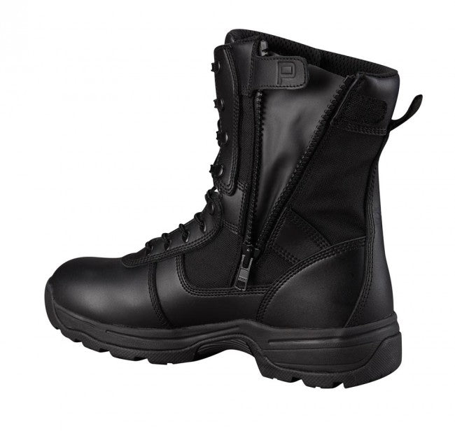 "Propper® Series 100® 8"" Waterproof Side Zip Boot - Red Diamond Uniform & Police Supply"