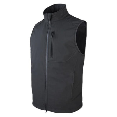 Condor Core Softshell Vest - red-diamond-uniform-police-supply