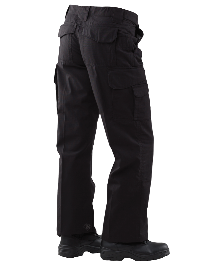 TRU-SPEC 24-7 Series Women's Lightweight Tactical Pants - Black & Navy - red-diamond-uniform-police-supply