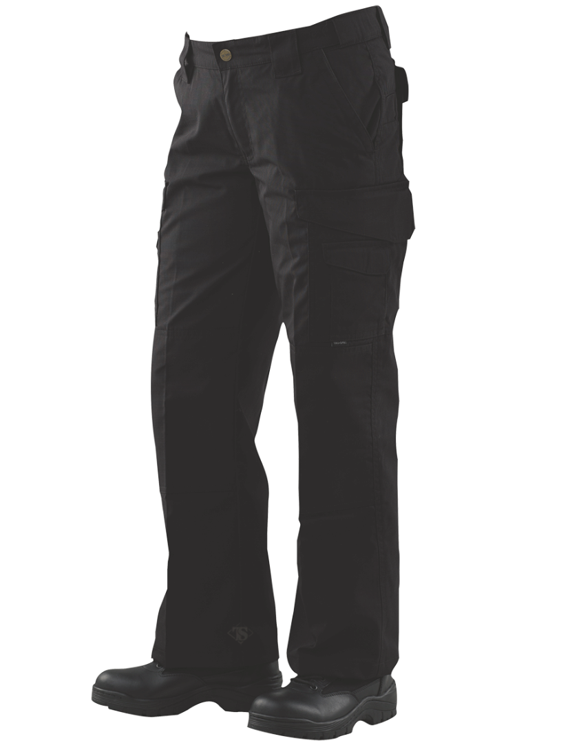 TRU-SPEC 24-7 Series Women's Lightweight Tactical Pants - Black & Navy