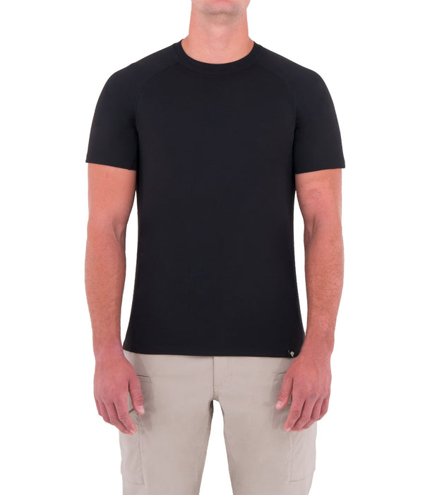 First Tactical Mens Performance Short Sleeve T-Shirt - Red Diamond Uniform & Police Supply