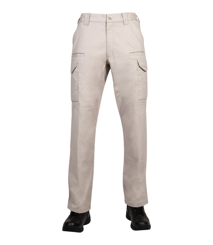First Tactical V2 Tactical Pants - Mens - Khaki & Black - Red Diamond Uniform & Police Supply