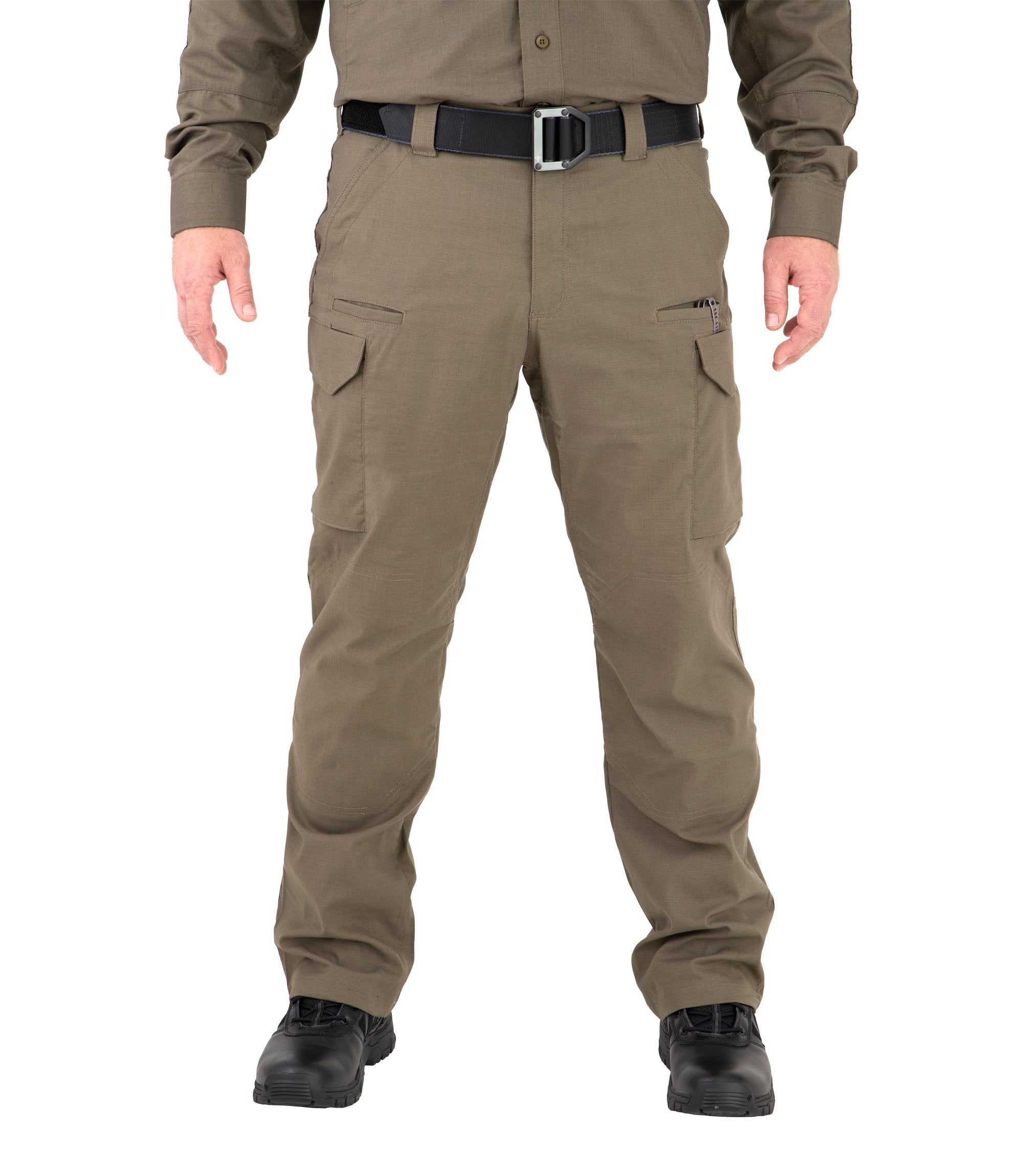 First Tactical V2 Tactical Pants - Mens - Wolf Grey & Ranger Green - red-diamond-uniform-police-supply