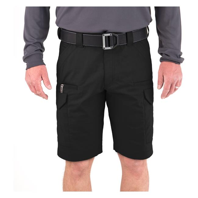 First Tactical V2 Tactical Shorts - red-diamond-uniform-police-supply