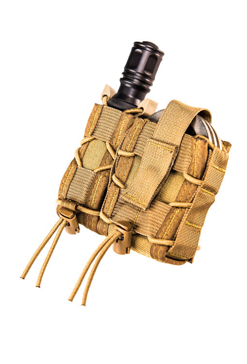 High Speed Gear LEO Cuff/Mag TACO® - MOLLE - red-diamond-uniform-police-supply