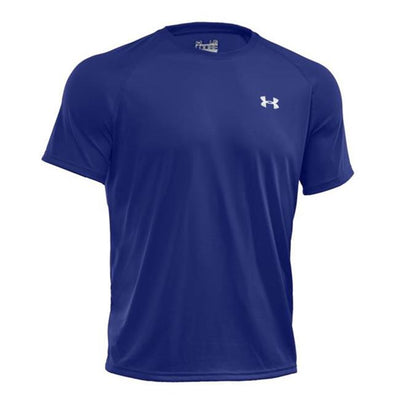 Under Armour Tech T-Shirt - red-diamond-uniform-police-supply