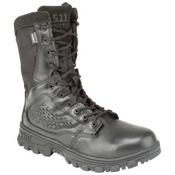 "5.11 Tactical  EVO 8"" Waterproof Boot with Sidezip - red-diamond-uniform-police-supply"