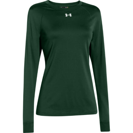 Under Armour Women's Locker T Long Sleeve Jersey - Red Diamond Uniform & Police Supply