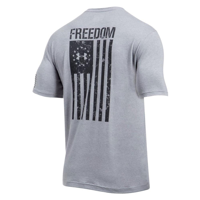 Under Armour Freedom Flag T-Shirt - Red Diamond Uniform & Police Supply