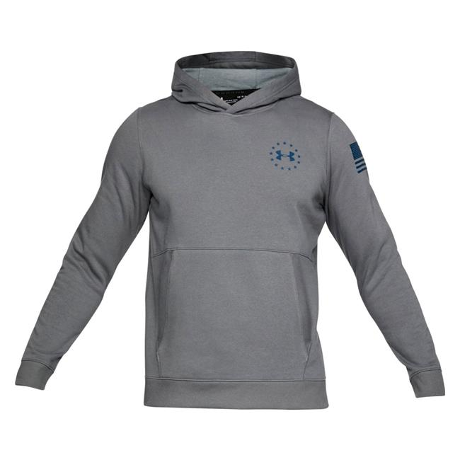 Under Armour Freedom Threadborne Fleece Hoodie