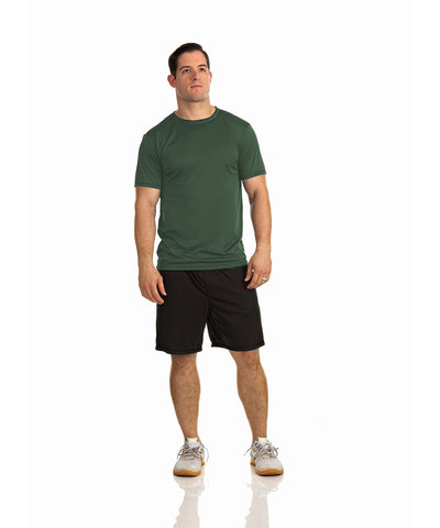 Soffe 100% Polyester Base Layer S/S T-Shirt MADE IN THE USA