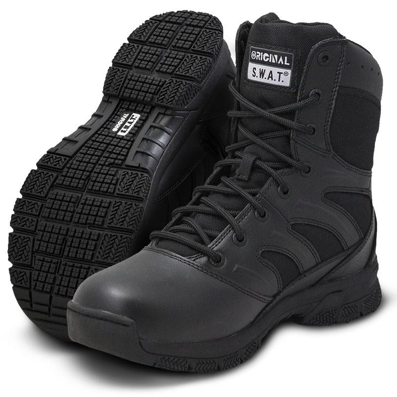 "Original S.W.A.T. Force 8"" Side-Zip Boot"