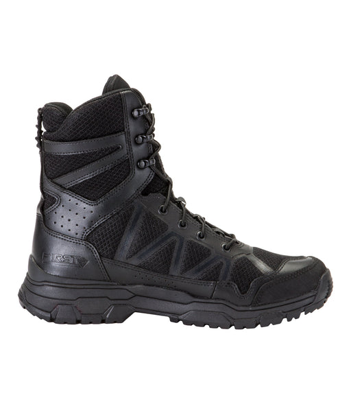 "First Tactical 7"" Operator Boots - Red Diamond Uniform & Police Supply"