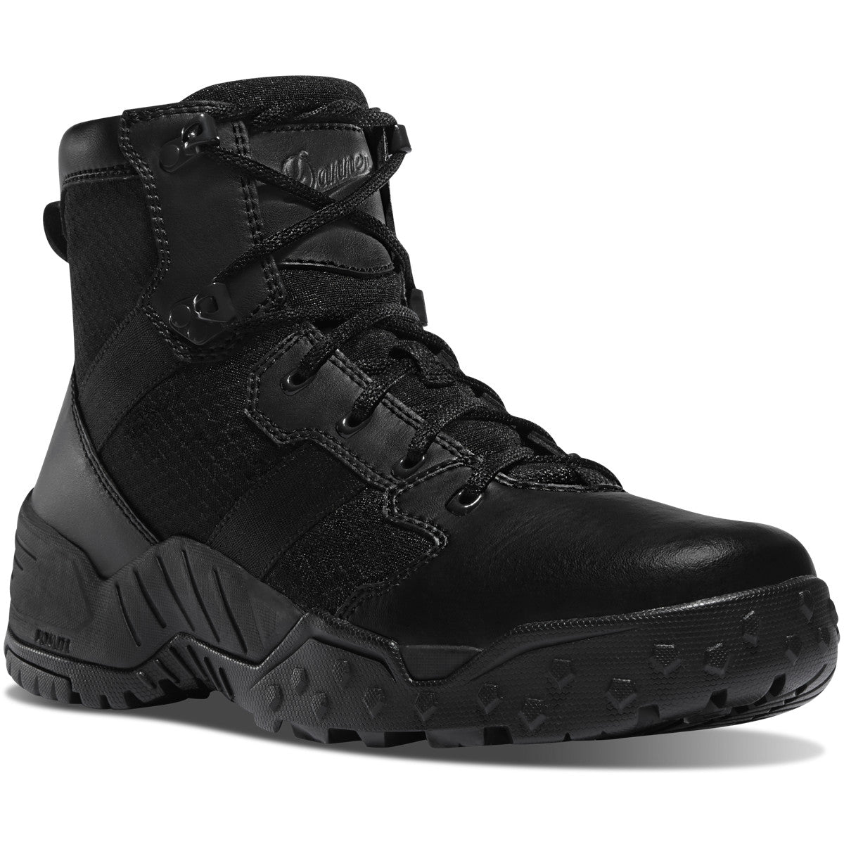 "Danner Scorch Side-Zip 6"" Black Hot"