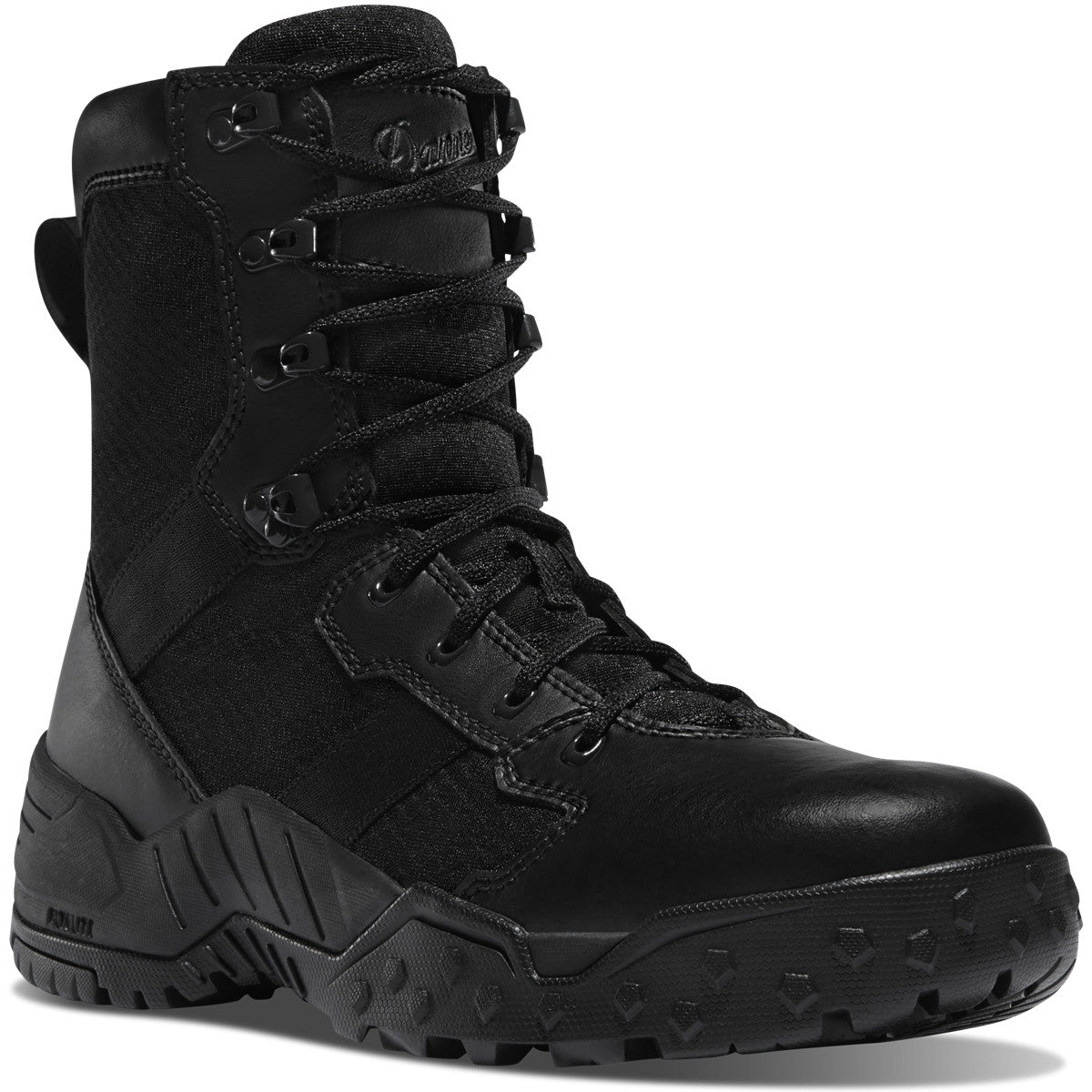 "Danner Scorch Side-Zip 8"" Black Hot"