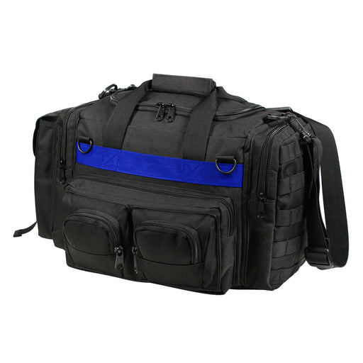 Rothco Thin Blue Line Concealed Carry Bag - Red Diamond Uniform & Police Supply
